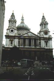 St. Paul's Cathedrale